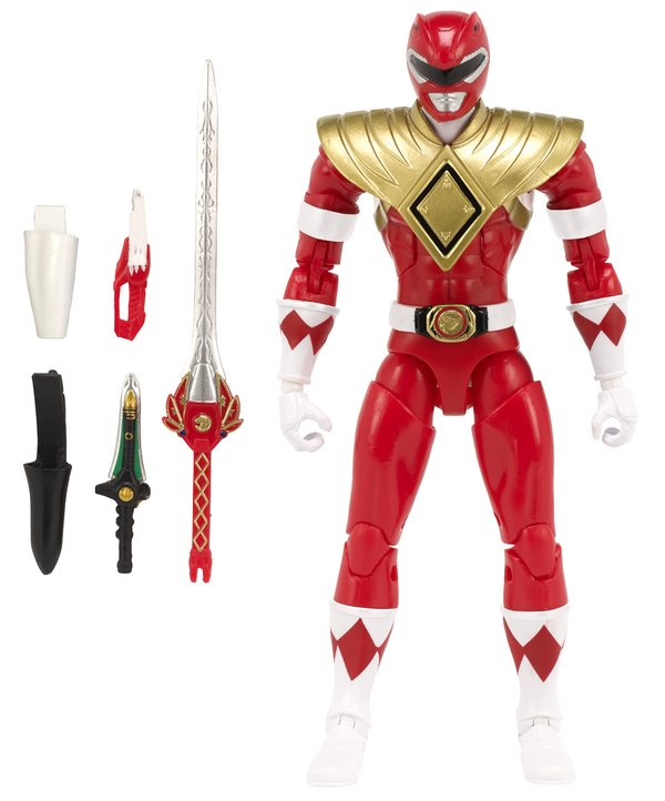 Mighty Morphin' Power Rangers Red Ranger Dragon Shield Gamestop Exclusive Action Figure https://t.co/Dq5gsCjP1R https://t.co/BhQ9jBzIJB