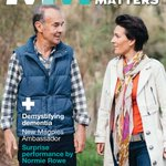 Stigma continues to challenge people with Alzheimer's and their loved ones. You can help change this by learning key info about dementia.   https://t.co/FTUvPdISXA  #DaddyDaughter #memorymatters #fightdementia #feature #ENDALZ #winterissue @DementiaAus