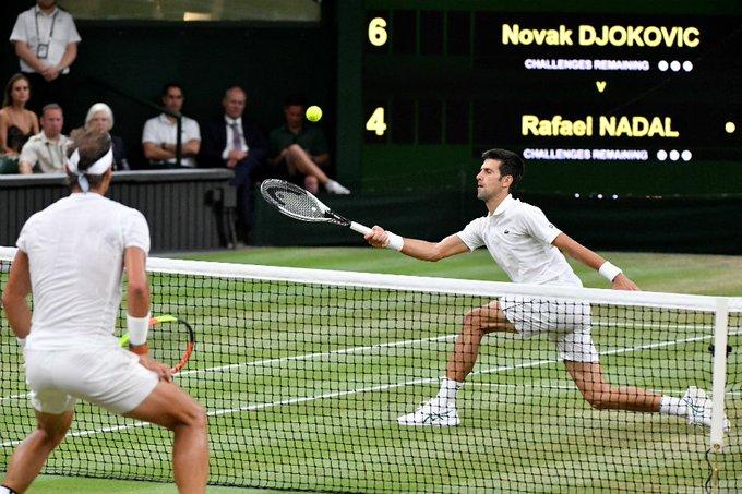 🎾 La semifinal entre Nadal y Djokovic se aplaza por el toque de queda Foto