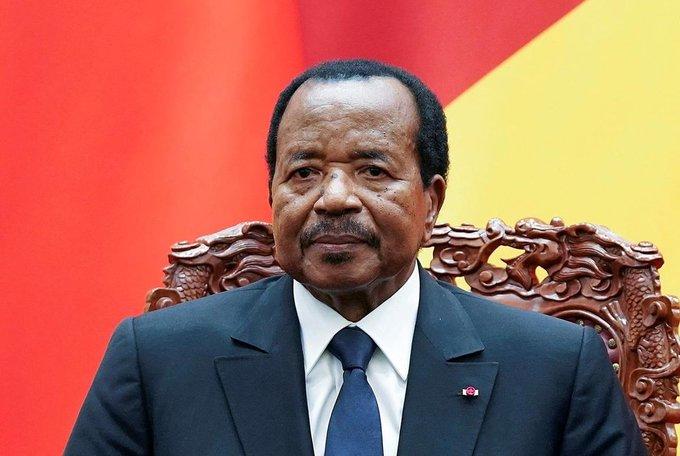 Octogenarian autocrat Paul Biya seeks another term in Cameroon Photo