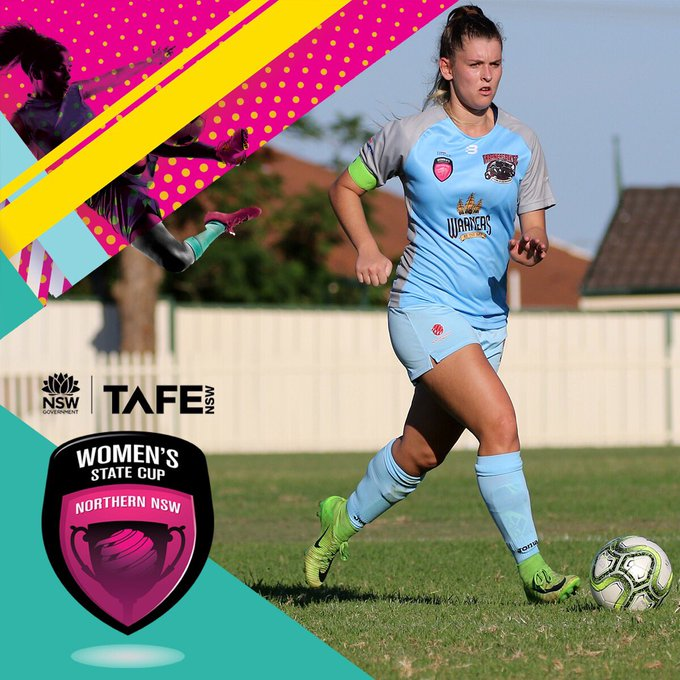 Players To Watch 👀 Warner's Bay FC | Toria Campbell Wallsend FC | Sophie O'Brien University Women's FC | Grace Beissel Read the full profiles here: ! TAFE NSW #WomensStateCup ⚽️🙌🏼 Photo