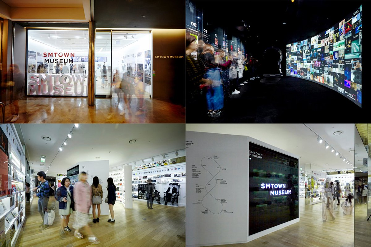 China's Huanqiu highlights SM Entertainment's new exhibition/entertainment experience space 'SMTOWN MUSEUM'! 'A star museum located in Seoul, Korea, is full of Korean Wave'  👀👇  https://t.co/Scn0eeW7HH  #SMEntertainment #SMTOWN #SMTOWNMUSEUMM#SMmakesITU#MAKEsITSEUM