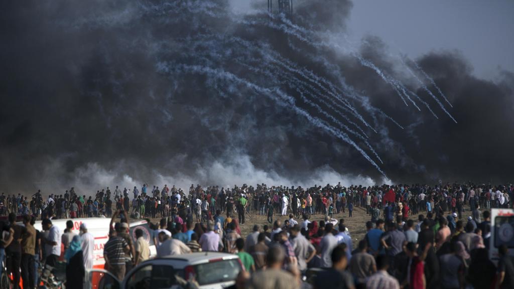 Razzi da Gaza verso Israele: l'aviazione risponde distruggendo un tunnel terroristico di Hamas https://t.co/jeYXH9h4l2