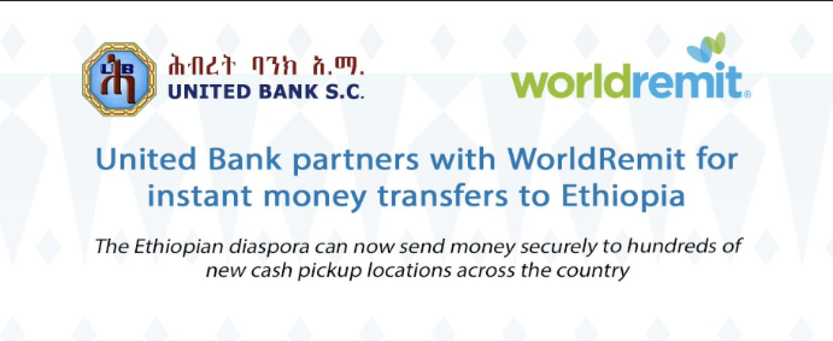 The Ethiopian Diaspora Can Now Send Money Securely To Hundreds Of New Cash Pickup Locations Across Country