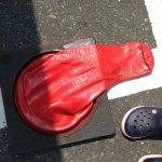 駐車場にあるカラーコーンが熱中症で死亡?!w