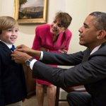 Barack Obama Twitter Photo