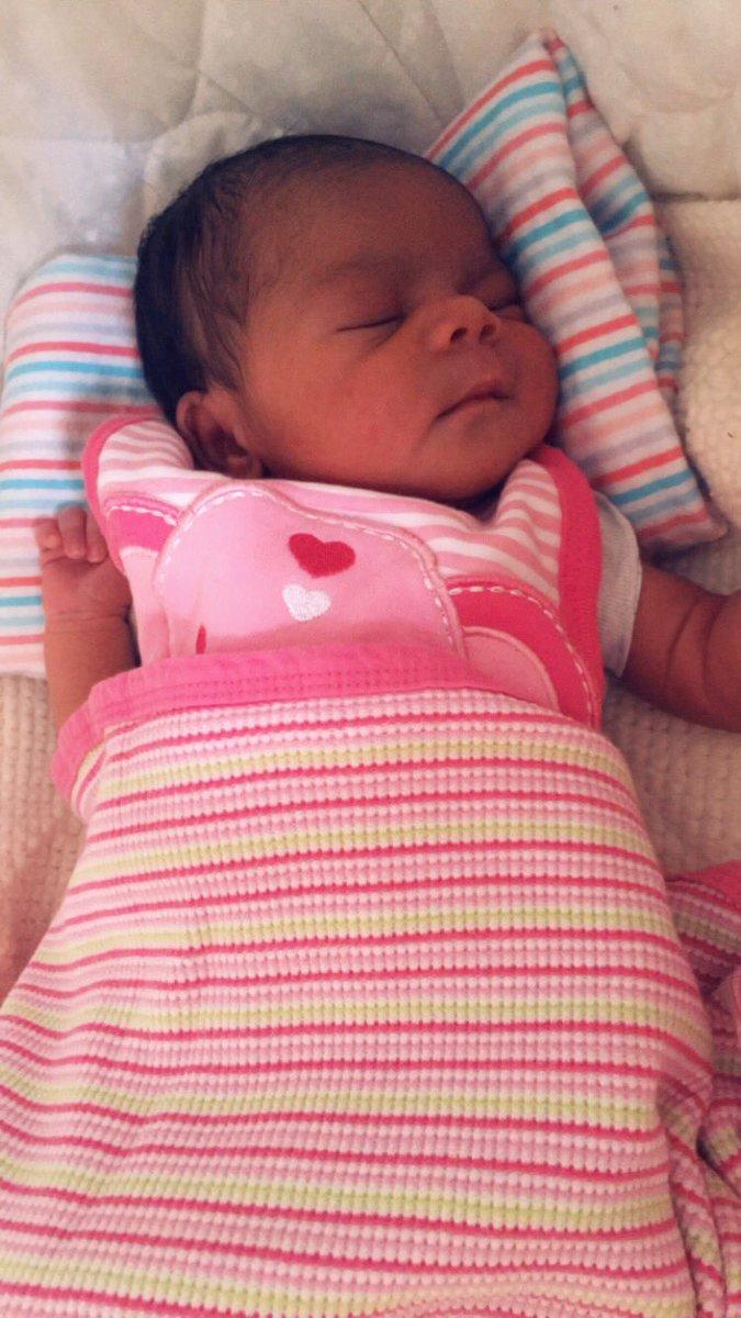 My niece, I love you Teeg. 😍❣️