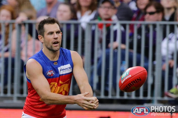 A Luke Hodge-less Lions outfit will be up against it as the Hawks play host in Launceston. Follow #AFLHawksLions on the Macca's Match Centre for stats, highlights and more: Photo