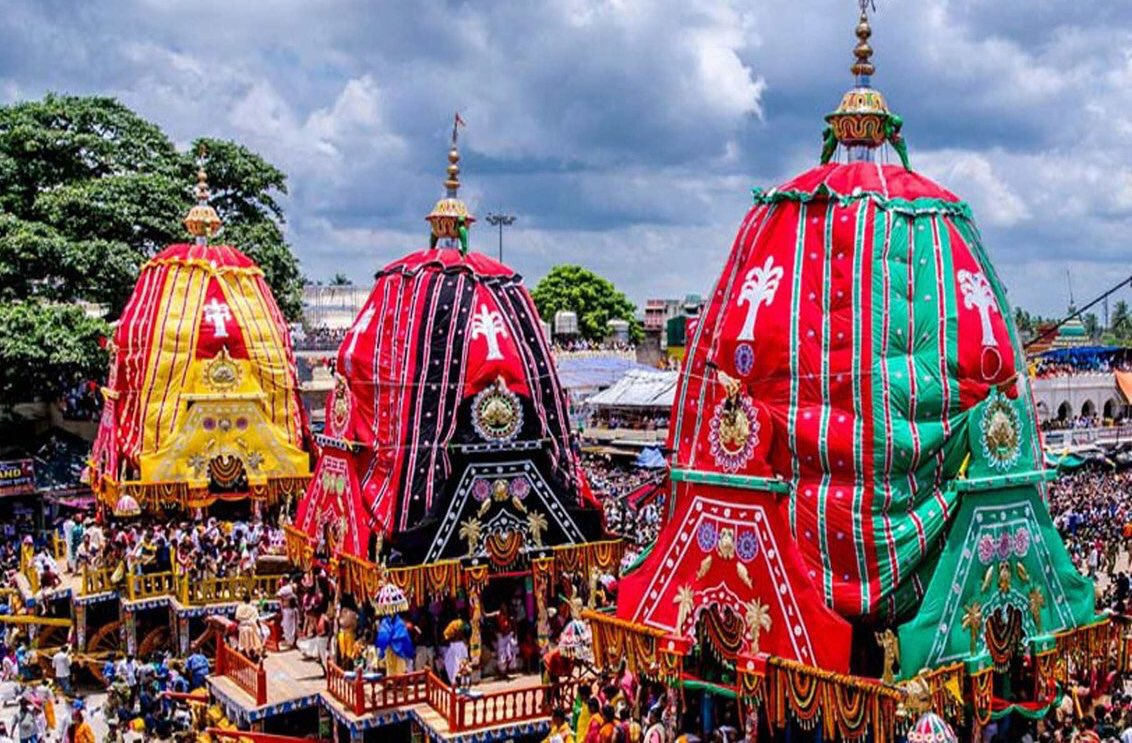Greetings on the blessed festival of Ratha Jatra. May Mahapraphu Jagannath ji shower you with his grace and love. Jai Jagannath !