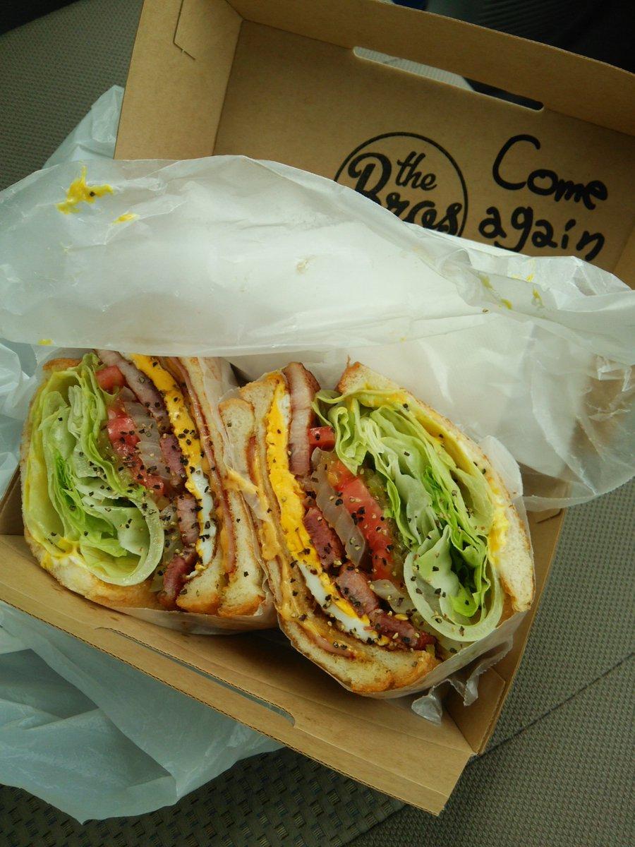 恩納 村 サンドイッチ