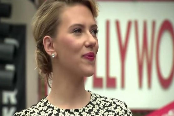 Scarlett Johansson pulls out of film over trans casting furor Photo