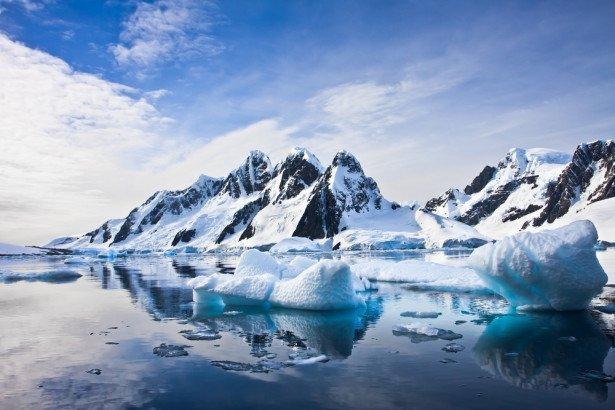 【衛星から測定】地球の史上最低気温「マイナス98度」南極で記録