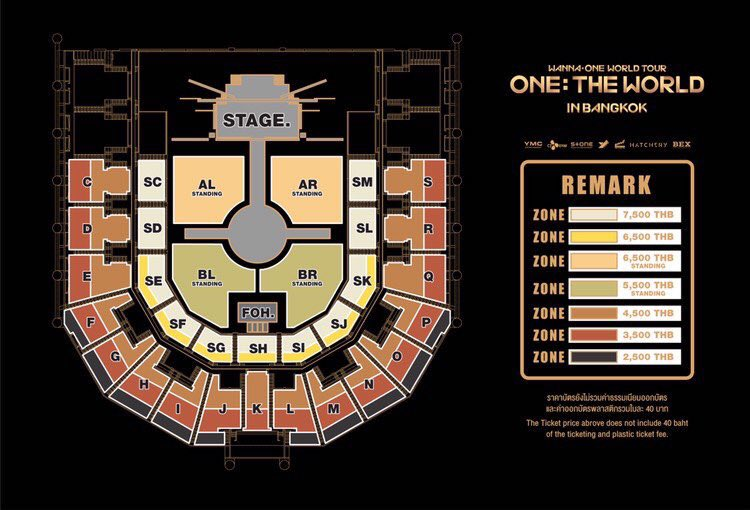 [HELP RT] Looking for 2 Bangkok Wanna One Concert tickets. Standing zone AR / BR, queue &lt;100. Please dm if selling.  #WannaOne1TheWorldinBKK<br>http://pic.twitter.com/Wx6xNuAu7g