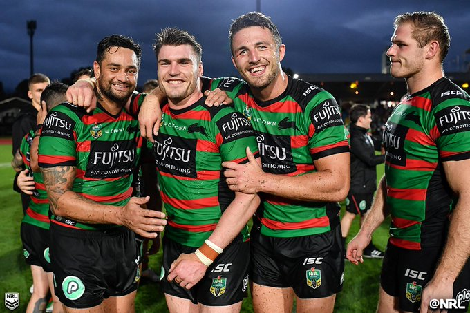 The @SSFCRABBITOHS are aiming for their ninth consecutive victory! #NRLBulldogsSouths #NRL Photo