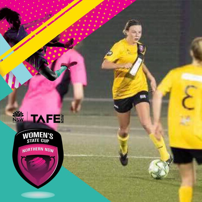 Players To Watch 👀 Group B South Wallsend FC | Kalista Hunter Mayfield United FC | Aimie Neilson New Lambton | Jenna Kennedy Thornton Redbacks | Anais Moore Check out the full profiles here: @tafensw #WomensStateCup 🙌🏼⚽️ Photo