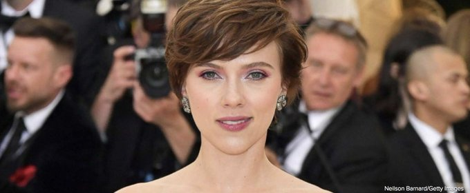 Scarlett Johansson has pulled out of the film Rub & Tug after her plans to portray a transgender man prompted a backlash. Photo