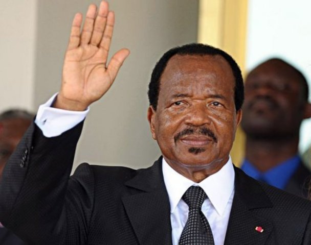 85-year Old Paul Biya to run for 7th Term as President of Cameroon Photo