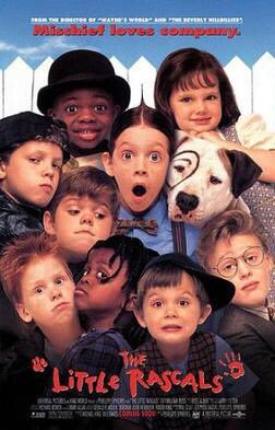 #FilmsWithWhataboutism The Little Rascals but what about the colluding rascals? Photo