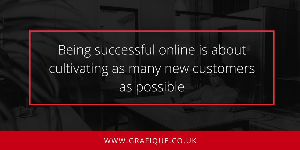 Being successful online is about cultivating as many new customers as possible.  https:// buff.ly/2t2LVq4  &nbsp;   #startupuk #B2B #B2C #BizTips #business #BusinessOwner #Entrepreneur #entrepreneurs #marketing #SmallBiz #StartUps #uk #herts #Hertfordshire<br>http://pic.twitter.com/dpun0yoi0V