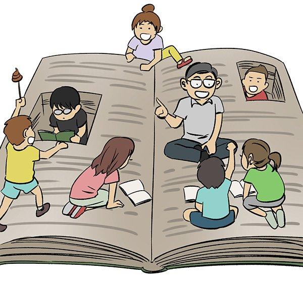 아이들과 함께 고른 책으로 국업 수업을 하다니, 꿈이 현실이 되었다.   교실에서 하는 '똥 이야기'  https://t.co/U6iNtaMdTI  ■ 당신 곁의 <시사IN> https://t.co/JShS7VA1xQ