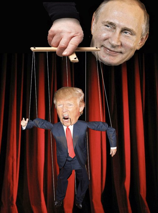 The Manchrian what about the President? #FilmsWithWhataboutism Photo