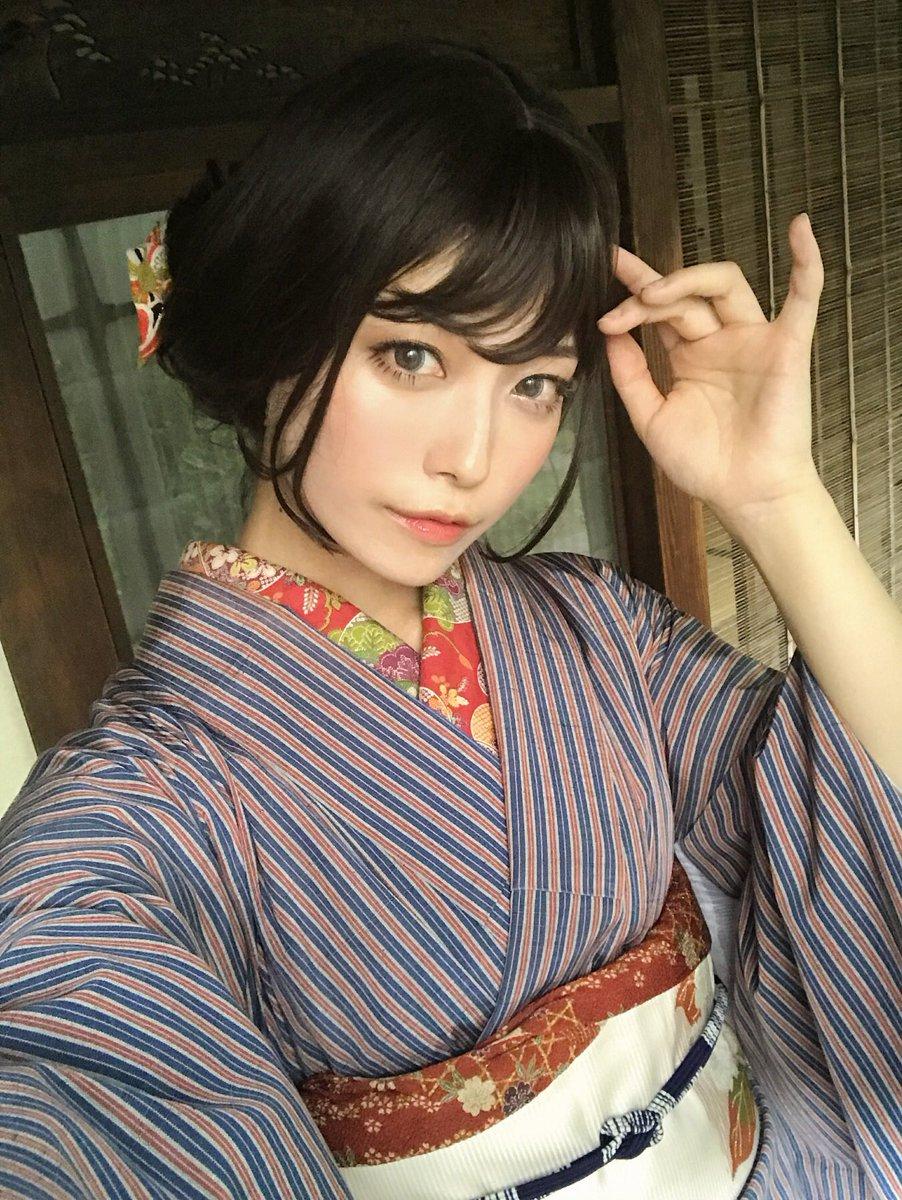 andさんマッキーさんとめとさんと撮影日和でした🍧🌻👘 浴衣もよいが夏着物もよいぞ!!
