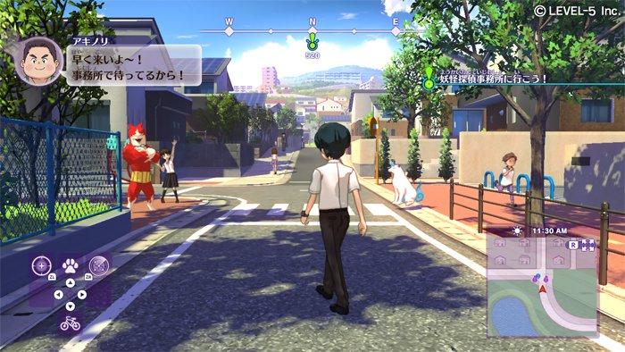 Here's The First Screen Of Yo-Kai Watch 4 On NintendoSwitch https://t.co/J8e1AIL44B https://t.co/QhLxXV2bxh