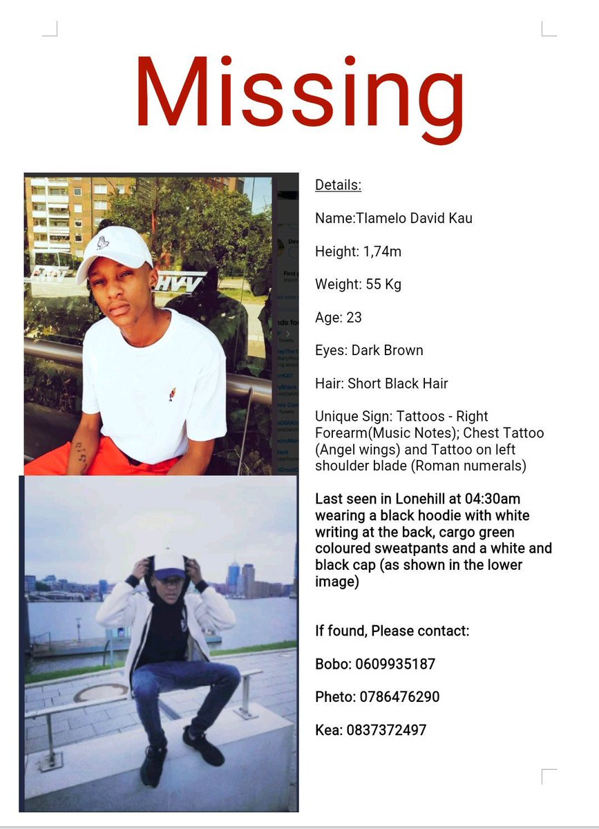 THIS IS MY COLLEAGUE'S SON @TDK_TrullyYours. HE'S BEEN MISSING FOR DAYS NOW. PLEASE PLEASE PLEASE RETWEET AS FAR AND AS WIDE AS POSSIBLE. <br>http://pic.twitter.com/h1BXWZp9NJ