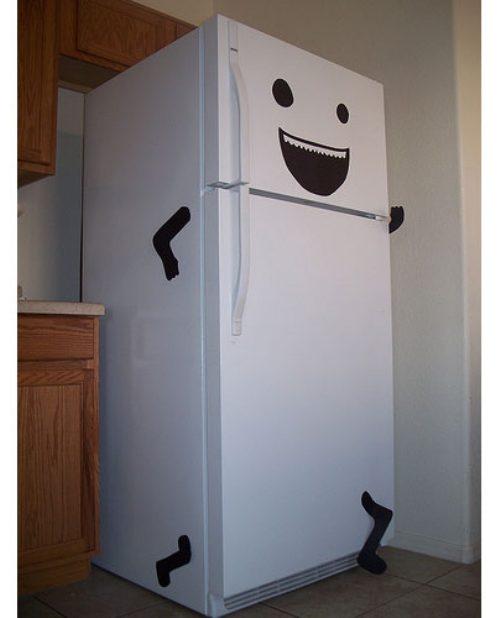 Смешные картинки на холодильнике