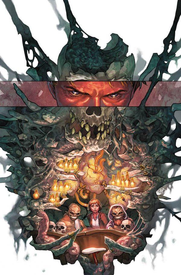 11月23日開催のBrave and Bold vol.4にインドネシア出身のコミックアーティスト、ヤスミン・プトリ先生が登場します!MarvelやDC等で数々のカバーアートを手掛けています。みんなで来てね!