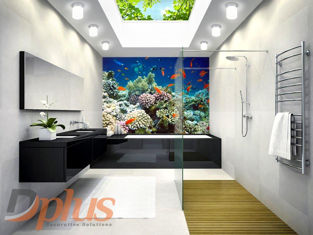 Dplusdubai On Twitter 3d Wallpaper Mural Printing On Wall And