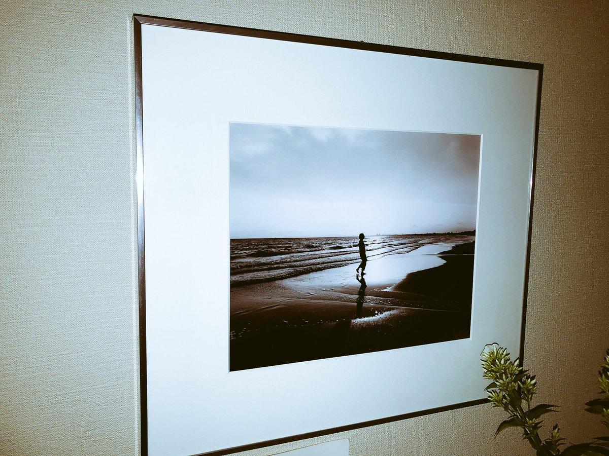 先程土曜スタジオパークで話した太賀が湘南で撮ってくれた10代最後の写真です。