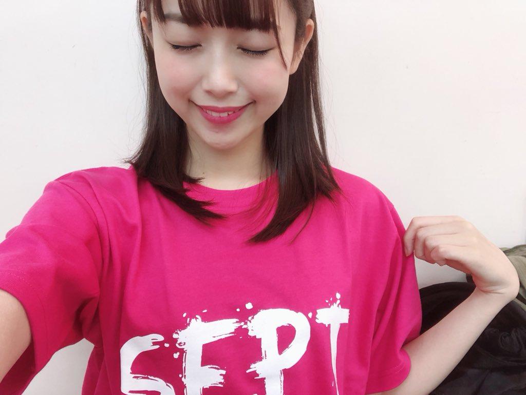 #オバケストラ  夜もがんばろう!! SEPTさんのTシャツ!ピンク✨