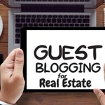 Real-Estate Guest Blogging to Increase Your Business https://t.co/EzLa7Wa5vr