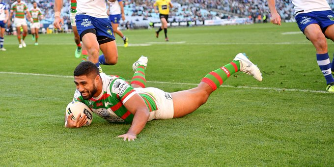 Jennings cashes in as Origin players come back with a bang 💥 Read all about it! 📝 #GoRabbitohs #NRLBulldogsSouths Photo