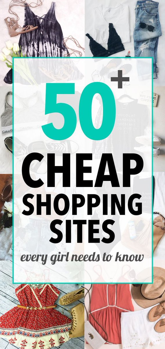 50 Cheap Shopping Sites Every Girl Needs To Know #onlineshopping #onlineshoppinginpakistan #onlineshoppingkarachi #shoppingmall #womenempowerment #womenempowermentinpakistan #womennews worldshoppingonline.site/50-cheap-shopp…