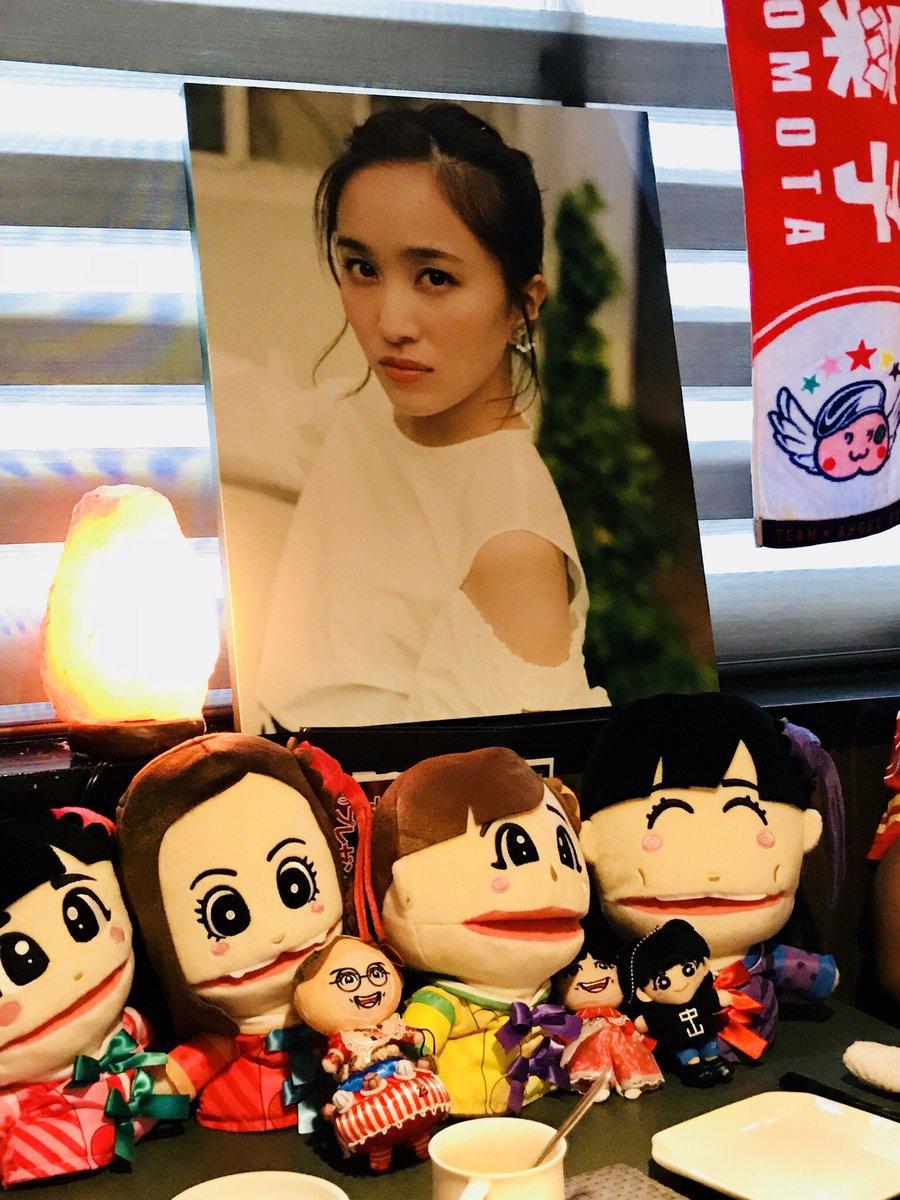 #百田夏菜子生誕祭 Latest News Trends Updates Images - blackpearl_bc