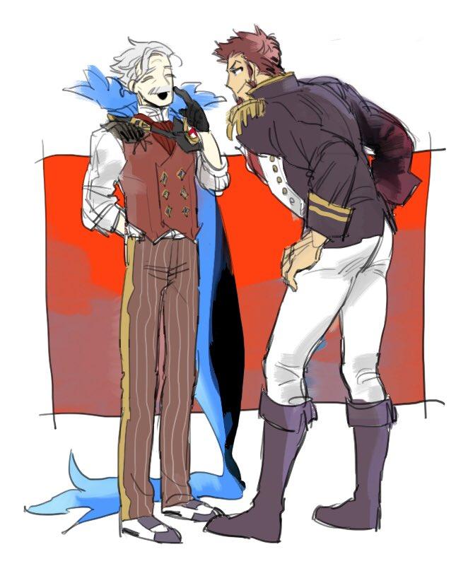 2人のナポレオン