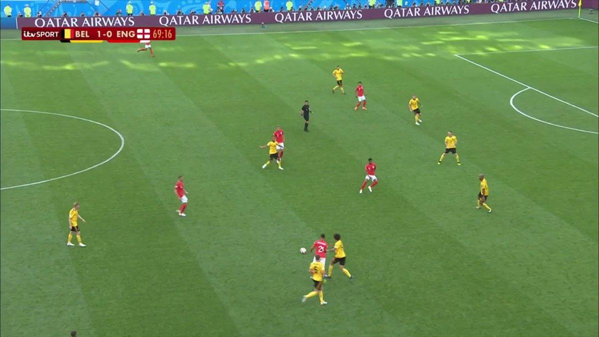 ITV Football's photo on Dier