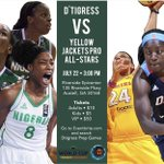 The Nigerian Women's Basketball World Cup team will hold their training camp right here in Cobb, at the Riverside EpiCenter in Austell! Don't miss a chance to see them play an exhibition game on July 22.