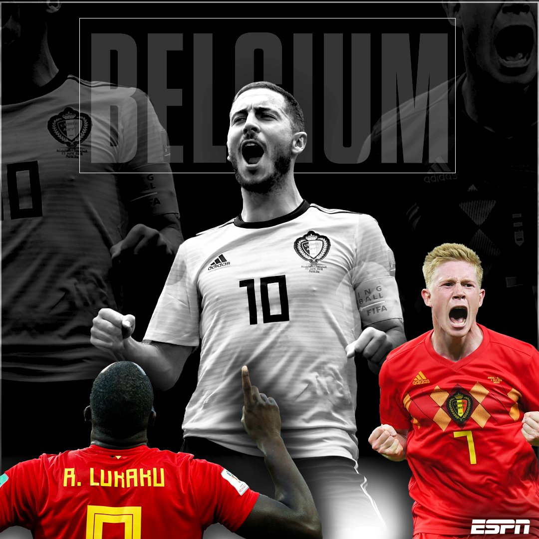FT: #BEL 2-0 #ENG Belgium claim the 3rd place medal and end the tournament the furthest they have even been in a #WorldCup!