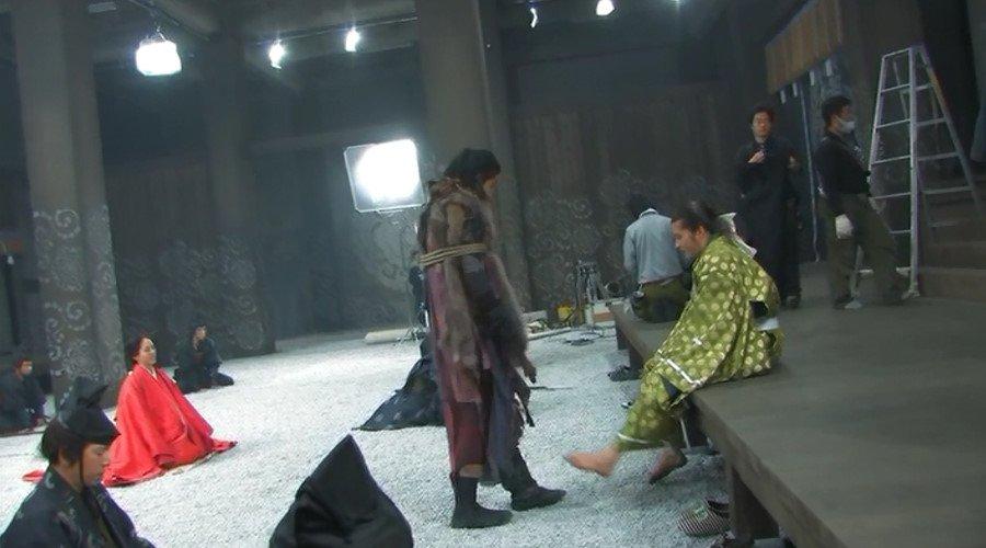 特典映像でO栗くんがちょっかいをかけてケリッと田中k氏が蹴る仕草する所がん~~~そうですね~~~ん~~~尊み宇宙点入りますね~~~~