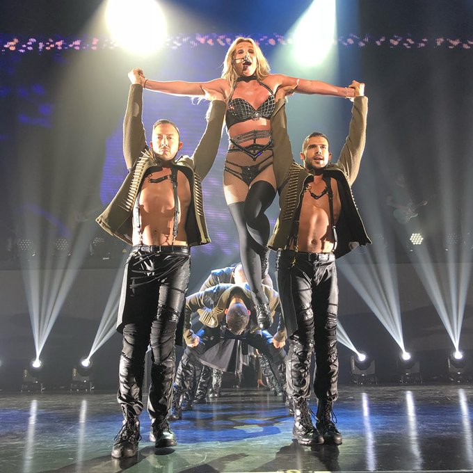 Britney Spears. #PieceOfMe Tour. July 13th 2018. National Harbor, MD. Foto