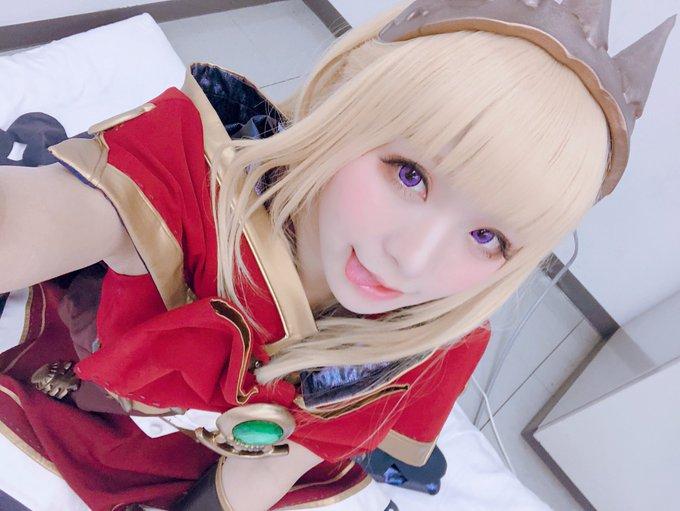 コスプレイヤー茉夏のTwitter画像4