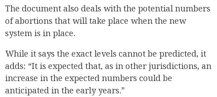 Was @SimonHarrisTD lying to Irish people before #8thref or just ill-informed?  No. of abortions now expected to INCREASE here - he claimed they would fall...  Abortion clinics &amp; tax-payer funded abortions only discussed after ref too!   #FightOnLoveBoth    https://www. irishtimes.com/news/health/gp s-may-demand-significant-fees-for-providing-abortions-1.3564362 &nbsp; … <br>http://pic.twitter.com/KQmIGn4Dd4