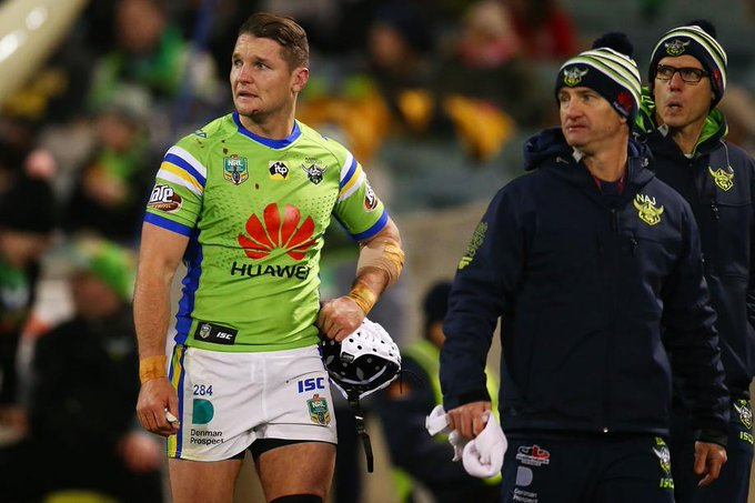 The @RaidersCanberra have kept their season alive, but it has come at a cost: via @PamelaWhaley #NRLRaidersCowboys Photo