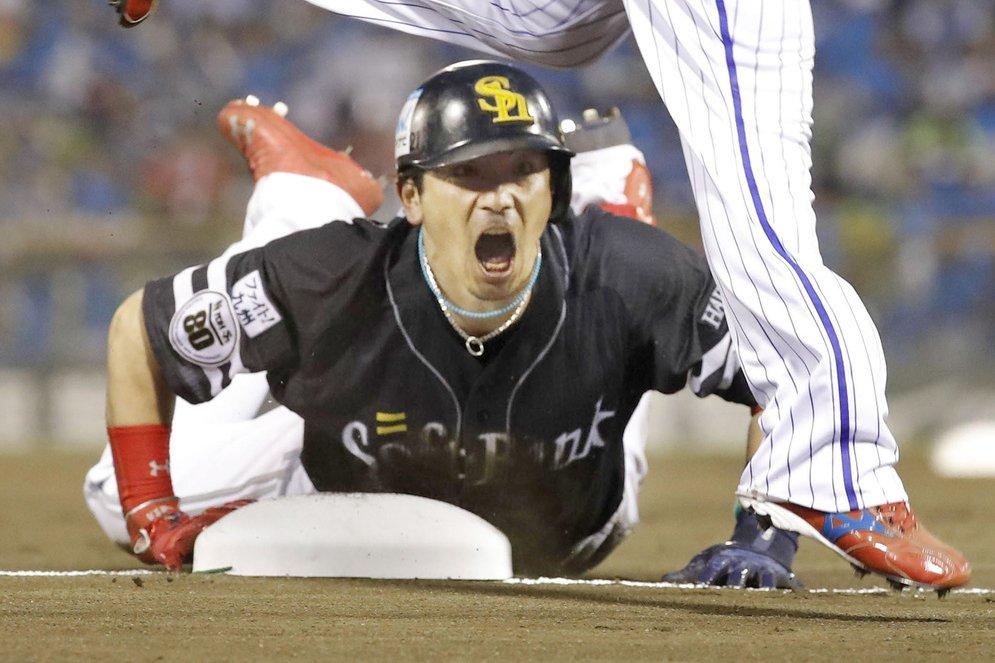 【オールスター】 ソフトB・松田のヘッスラに真中氏「盛り上げるのが上手い」