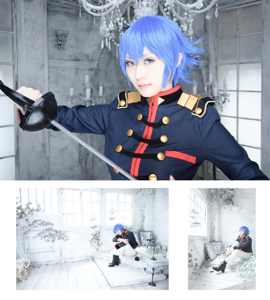 はい!ベルさんのありがたい画像!!ツイッターにあげやすいでしかし。 速報的にまずはぺた。  studio radour 撮影:Bellさん #GodoxUser_Japan #Prophoto