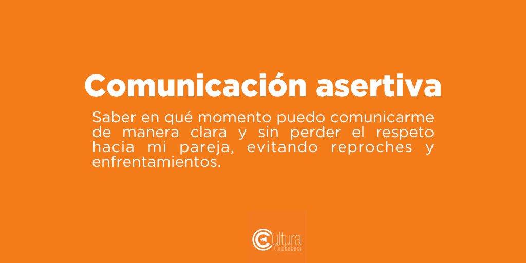 Cultura Ciudadana Rd على تويتر Tener Una Comunicación