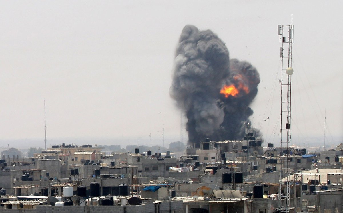 the end of the war of the gaza strip Gaza/sderot, israel (reuters) - israel and hamas, the islamist group that rules the gaza strip, agreed on a truce on thursday, two palestinian officials said, an understanding that would end an.